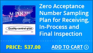 zero-acceptance-number-sampling-plan-for-receiving-in-process-and-final-inspection-standards
