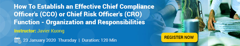 chief-compliance-officers-cco-function-organization-and-responsibilities