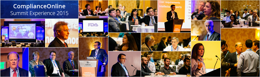 Medical Device Summit Exerience 2015