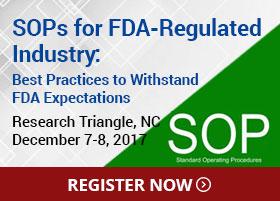 sops-for-fda-regulated-industry-seminar
