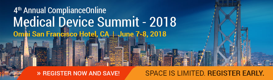 Medical Device Summit 2018