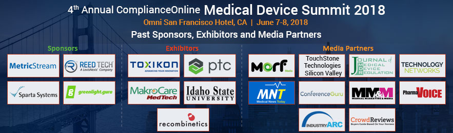 Medical Device Summit Partners & Sponsors