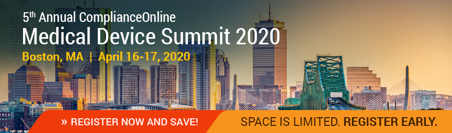 Medical Device Summit 2020
