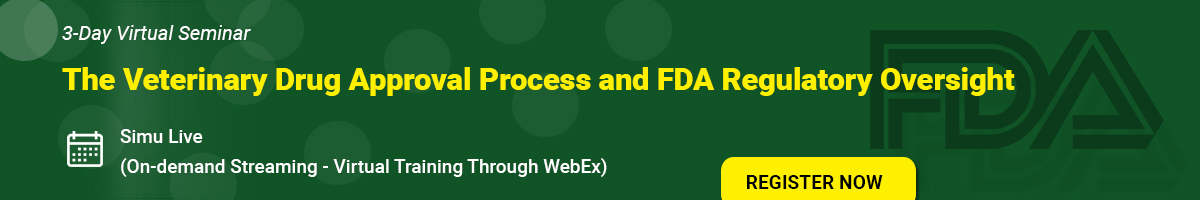 the-veterinary-drug-approval-process-and-fda-regulatory-oversight