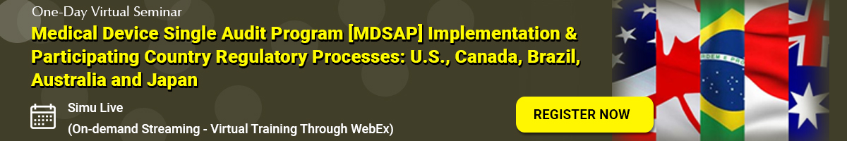 medical-device-single-audit-program-mdsap-implementation-regulatory-processes