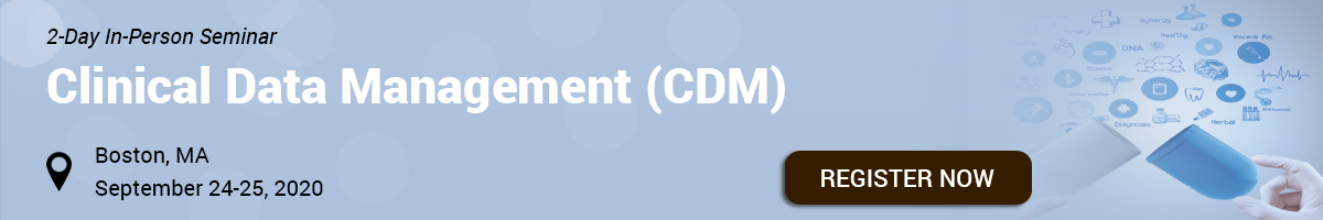 clinical-data-management-cdm-seminar-training