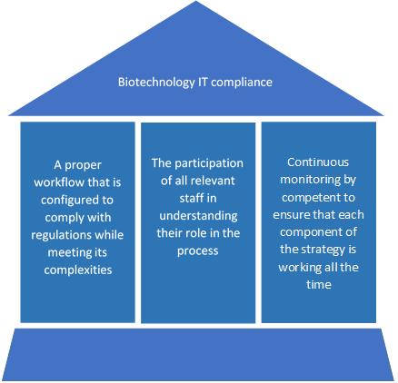 risk management for IT compliance