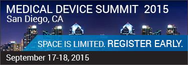 ComplianceOnline Medical Device Summit - 2015-80231SEM