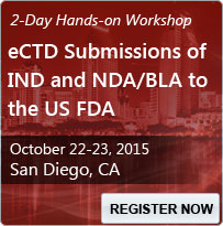 eCTD Submissions of IND and NDA/BLA to the US FDA - 80280SEM