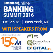 ComplianceOnline-Banking-Summit-2016