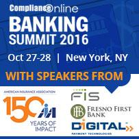 ComplianceOnline-Banking-Summit-2016