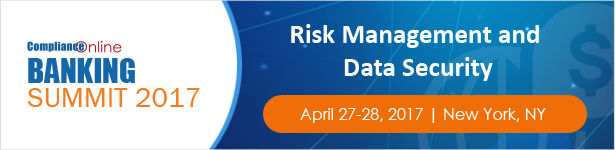 ComplianceOnline Banking Summit 2016 | Risk Management and Data Security - 80390SEM