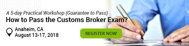 How to Pass the Customs Broker Exam