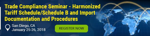 Trade Compliance Seminar