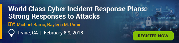 World Class Cyber Incident Response Plans: Strong Responses to Attacks