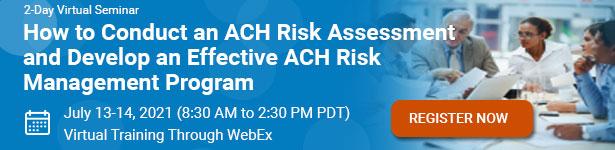 ACH Risk Management