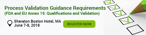 Process Validation Guidance Requirements