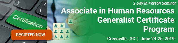 Associate in Human Resources Generalist Certificate Program