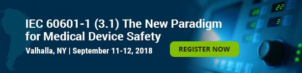 IEC 60601-1 (3.1) The New Paradigm