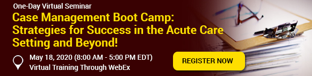 Case Management Boot Camp