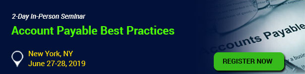 Account Payable Best Practices