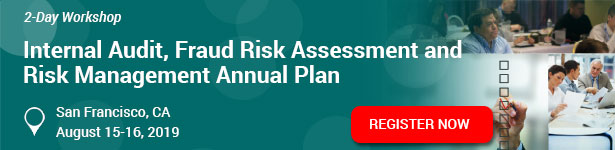 Internal Audit, Fraud Risk Assessment and Risk Management Annual Plan