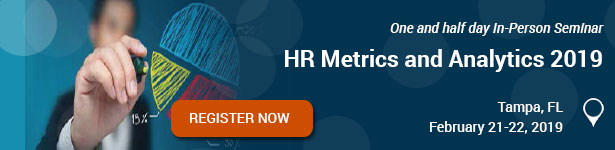 HR Metrics and Analytics 2019