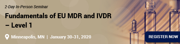 Fundamentals of EU MDR and IVDR
