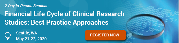 Financial Life Cycle of Clinical Research Studies: Best Practice Approaches