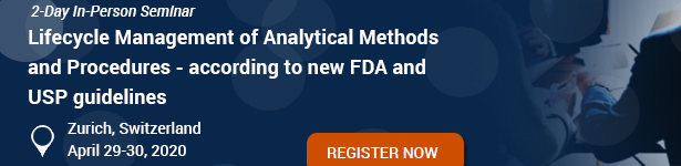 Lifecycle Management of Analytical Methods and Procedures
