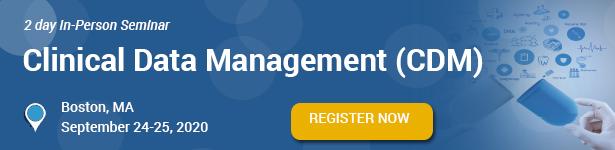 Clinical Data Management (CDM)