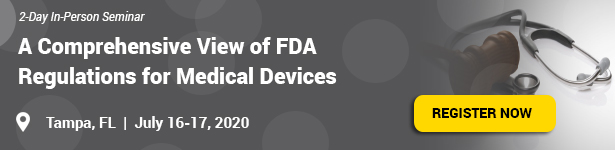 A Comprehensive View of FDA Regulations for Medical Devices