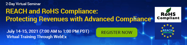 REACH and RoHS Compliance: Gain a Deeper Understanding
