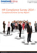 White Paper: ComplianceOnline Survey Report:  HR Compliance 2014