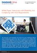 White Paper: Complying with ADA Requirements