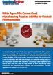 White Paper: FDA cGMPs Requirements for Pharmaceuticals