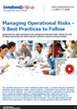 White Paper: Managing Operational Risks