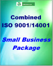 ISO 9001-14001 Small Business Certification Package