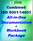 ISO 9001-14001 All In One Certification Package