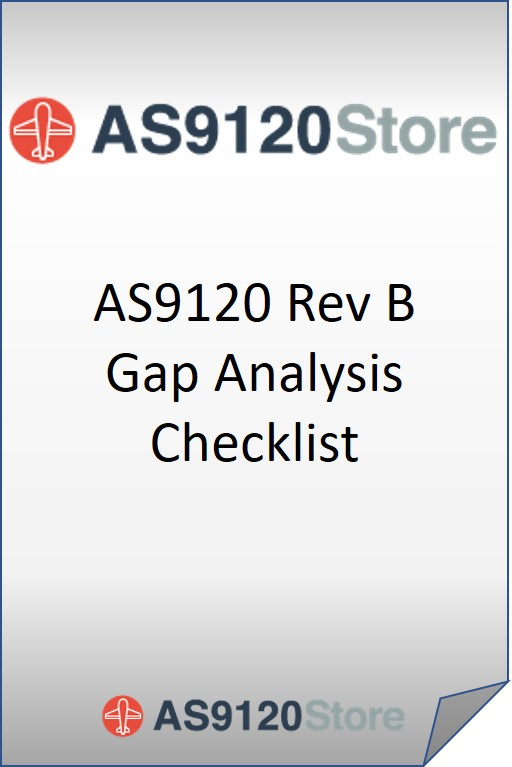 AS9120 Rev B Gap Analysis Checklist