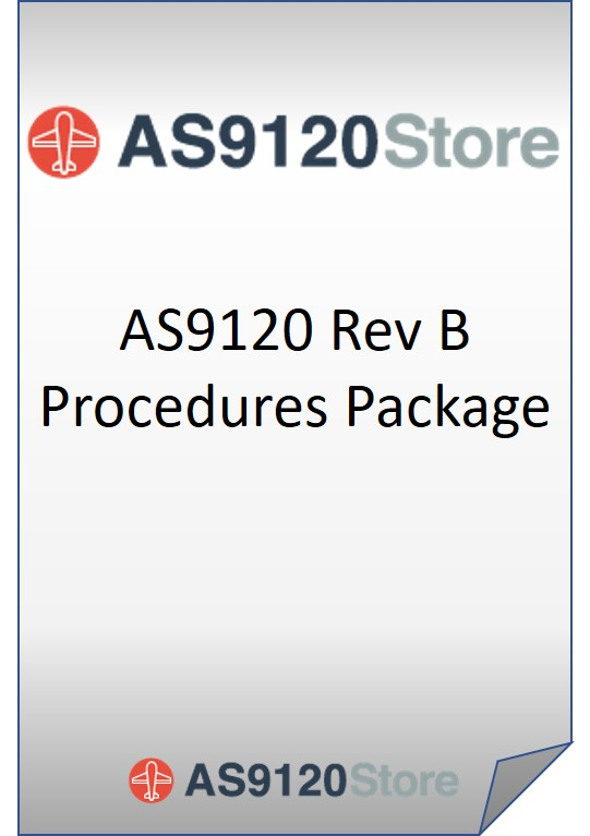 AS9120 Rev B Procedures Package