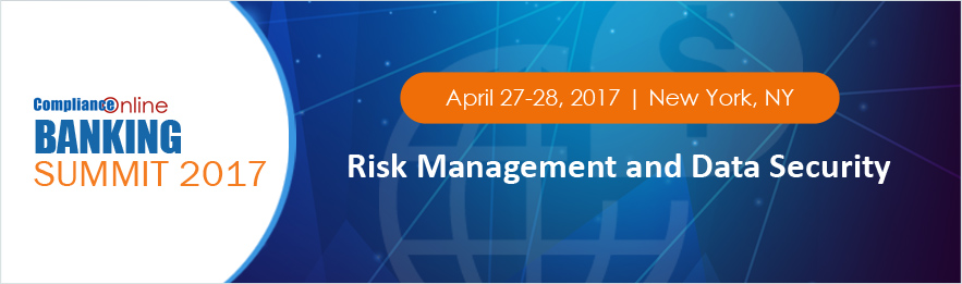 Banking Summit 2016 Risk Management & Data Security