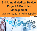 Medical Device Project & Portfolio Management